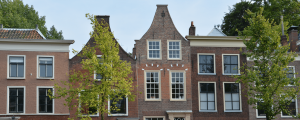 Haarlem grachten